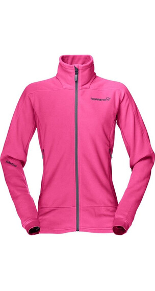 Norrøna W's Falketind Warm1 Jacket Grafitti Pink (1255)